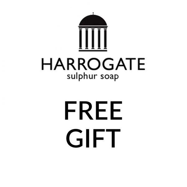harrogate sulphur soap free gift placeholder