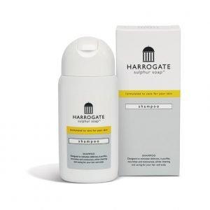 harrogate sulphur soap shampoo